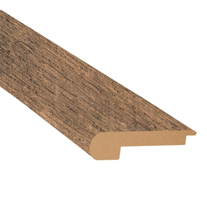 Calico Oak Laminate 2.3 in wide x 7.5 ft Length Stair Nose