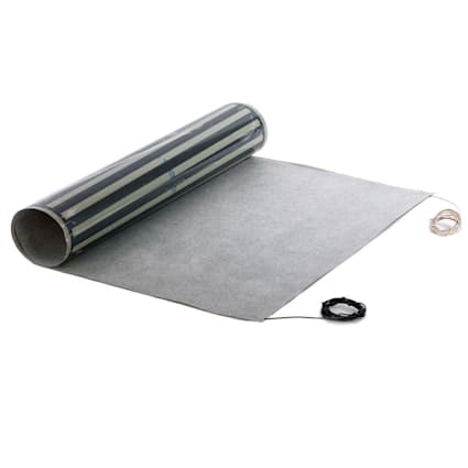 1.5' x 10' QuietWarmth 120V Peel and Stick Panel