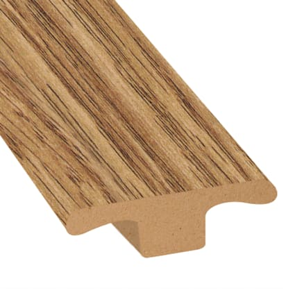 Ebb Tide Oak Laminate 1.75 in wide x 7.5 ft Length T-Molding