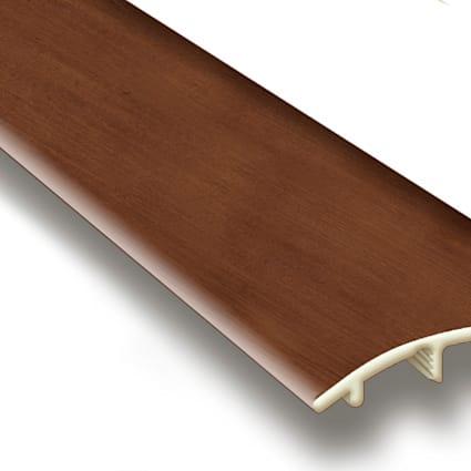King County Oak Vinyl Waterproof 1.5 in wide x 7.5 ft Length Reducer