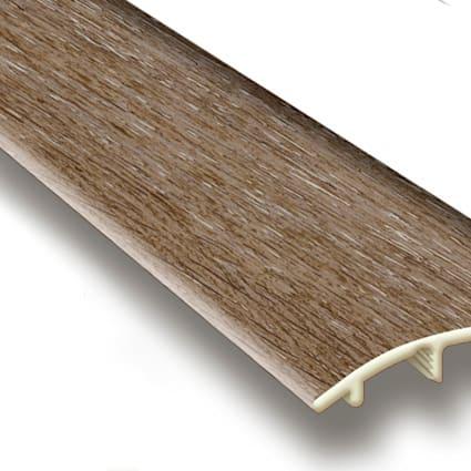 Malted Oak Vinyl Waterproof 1.5 in wide x 7.5 ft Length Reducer