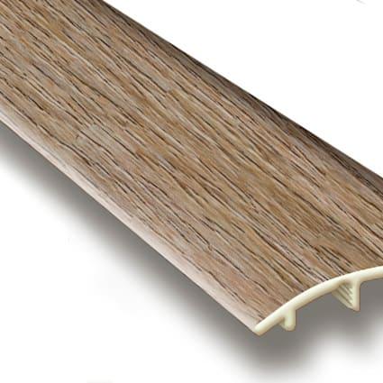 Riverwalk Oak Vinyl Waterproof 1.5 in wide x 7.5 ft Length Reducer
