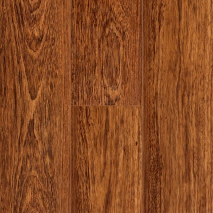 7mm+pad Brazilian Cherry Rigid Vinyl Plank Flooring 6 in. Wide x 48 in. Long