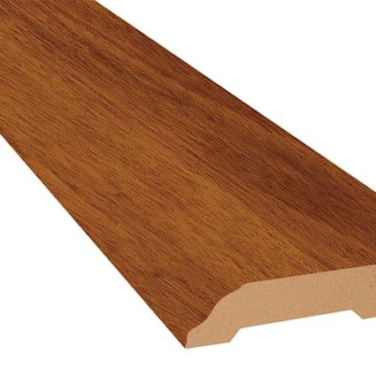 Brazilian Koa 3.25 in wide x 7.5 ft length Baseboard