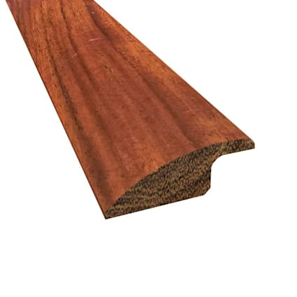 Prefinished Golden Acacia Hardwood 1/2 in thick x 2 in wide x 78 in Length Reducer