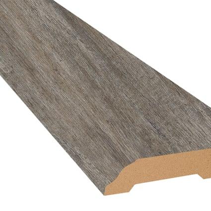 Copper Barrel Oak Vinyl 3.25 in wide x 7.5 ft Length Baseboard