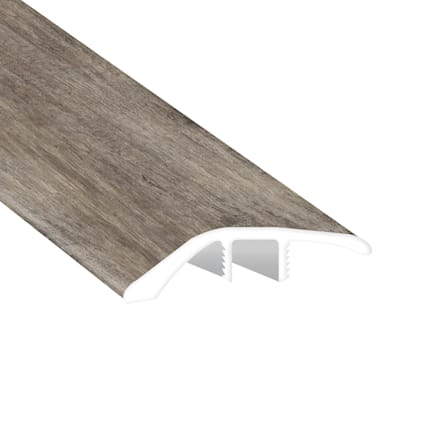 Rocky Coast Pine Vinyl Waterproof 1.5 in wide x 7.5 ft Length Reducer
