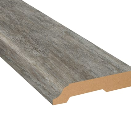 Rocky Coast Pine Vinyl 3.25 in wide x 7.5 ft Length Baseboard