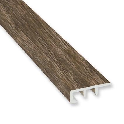 Rose Canyon Pine Vinyl Waterproof 1.5 in wide x 7.5 ft Length End Cap