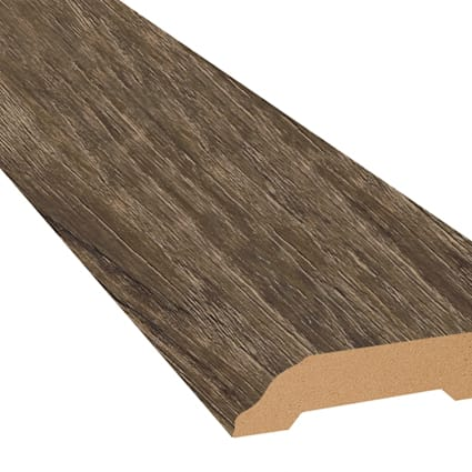 Rose Canyon Pine Vinyl 3.25 in wide x 7.5 ft Length Baseboard