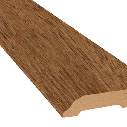 Brazilian Cherry Vinyl 3.25 in wide x 7.5 ft Length Baseboard