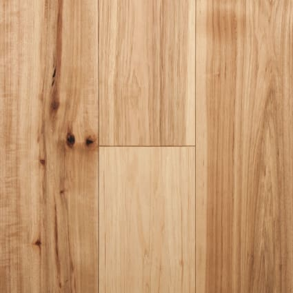 9/16 in. x 7.5 in. Rustic Hickory Engineered Hardwood Flooring