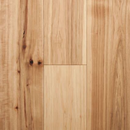 9/16 in. x 7.5 in. Rustic Hickory Engineered Hardwood Flooring