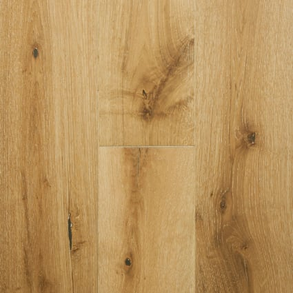 9/16 in. x 7.5 in. Whispering Wheat Oak Engineered Hardwood Flooring