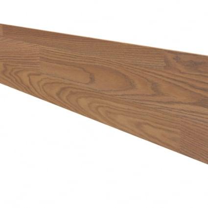 Cinnabar Oak 48 in Length Reversible Retro Fit Riser