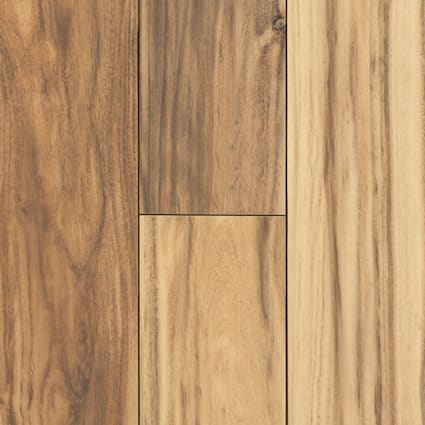47 in. x 7 in. Elegant Wood Acacia Porcelain Tile