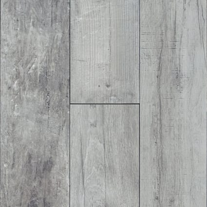48 in. x 8 in. Metro Concrete Oak Porcelain Tile