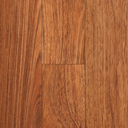 36 in. x 6 in. Elegant Wood Brazilian Cherry Porcelain Tile