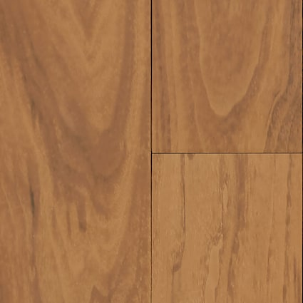 24 in. x 6 in. Butternut Walnut Porcelain Tile
