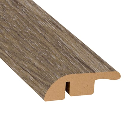 Beach Cottage Oak Laminate 1.56 in wide x 7.5 ft Length Reducer