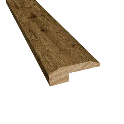 Prefinished Copper Ridge Hickory Hardwood 5/8 in thick x 2 in wide x 78 in Length Threshold