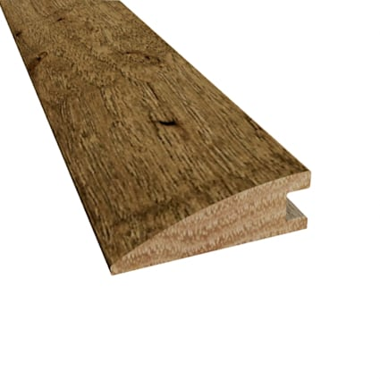 Prefinished Copper Ridge Hickory Hardwood 3/4 in thick x 2.25 in wide x 78 in Length Reducer