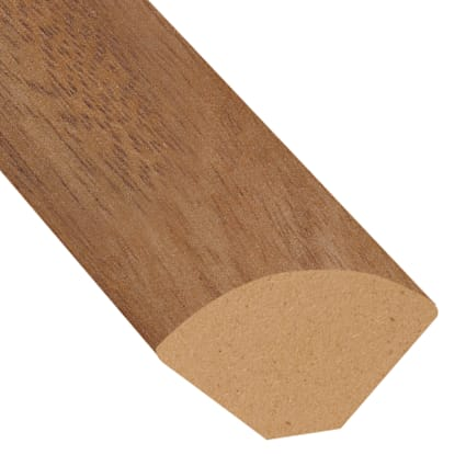 Tobacco Road Acacia Laminate 0.75 in wide x 7.5 ft length Quarter Round