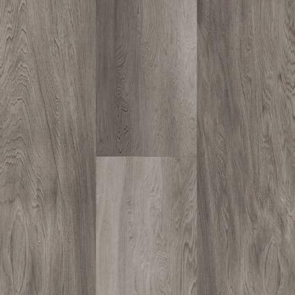 5mm Stormy Gray Oak Luxury Vinyl Plank Flooring 6 in. Wide x 48 in. Long
