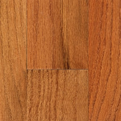 3/4 in. x 3.25 in. Gunstock Oak Solid Hardwood Flooring