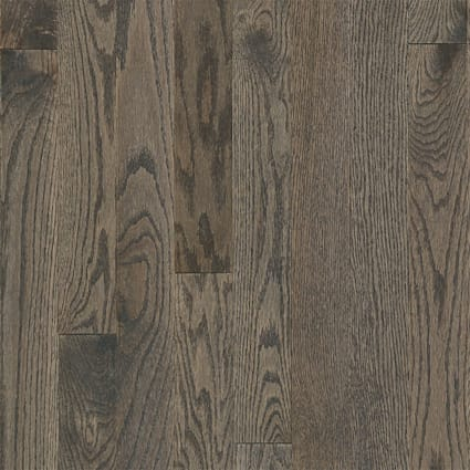 3/4 in. x 3.25 in. Gray Fox Oak Solid Hardwood Flooring