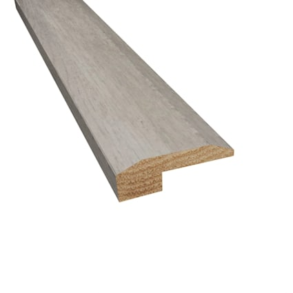 Prefinished Monterey Bay Hickory Hardwood 5/8 in thick x 2 in wide x 78 in Length Threshold