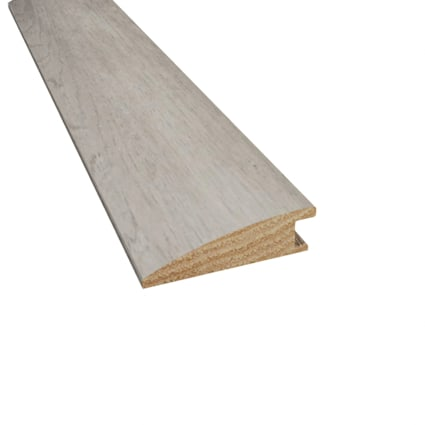 Prefinished Monterey Bay Hickory Hardwood 9/16 in thick x 2 in wide x 78 in Length Reducer