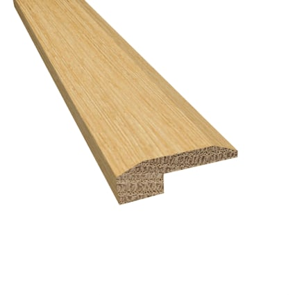 Prefinished Whispering Wheat Oak Hardwood 5/8 in thick x 2 in wide x 78 in Length Threshold