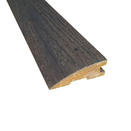 Prefinished Distressed Enchanted Hardwood Forest Oak 3/4 in thick x 2.25 in wide x 78 in Length Redu