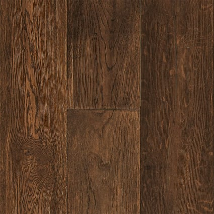 5/8 in. x 7.5 in. North Isle Oak Wire Brushed Engineered Hardwood Flooring