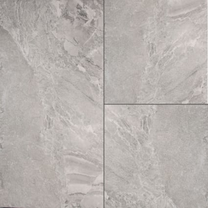 24 in. x 12 in. Castle Rock Porcelain Tile