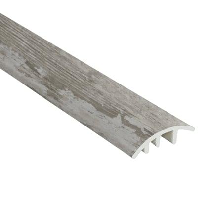 Moonlight Pine Vinyl Waterproof 1.5 in wide x 7.5 ft Length Reducer
