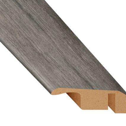 Jamestown Walnut Laminate 1.56 in wide x 7.5 ft Length Reducer