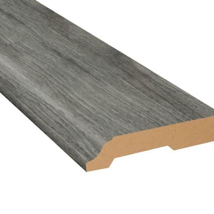 Jamestown Walnut Laminate 3.25 in wide x 7.5 ft Length Baseboard
