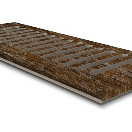 """CLX UL Copper Barrel Oak 4x10"""" DI Grill"""