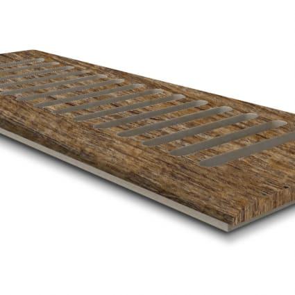 "CLX Sawmill Oak 4x10"" DI Grill"