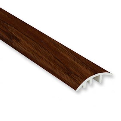 Homeland Hickory Vinyl Waterproof 1.5 in wide x 7.5 ft Length Reducer