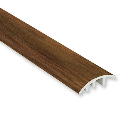 Tobacco Road Acacia Vinyl Waterproof 1.5 in wide x 7.5 ft Length Reducer