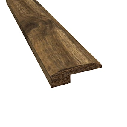 Prefinished Distressed Bar Harbor Acacia Hardwood 5/8 in thick x 2 in wide x 78 in Length Threshold
