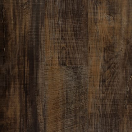 4mm Rail Tie Oak Luxury Vinyl Plank Flooring 7 in. Wide x 48 in. Long