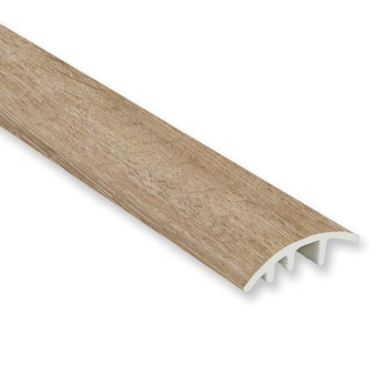 Country Bluff Oak Vinyl Waterproof 1.5 in wide x 7.5 ft Length Reducer