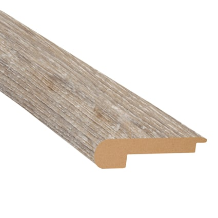 Seashell Oak Laminate 2.3 in wide x 7.5 ft Length Stair Nose