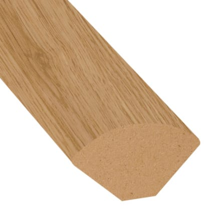 Honey Mead Oak Laminate 1.075 in wide x 7.5 ft Length Quarter Round