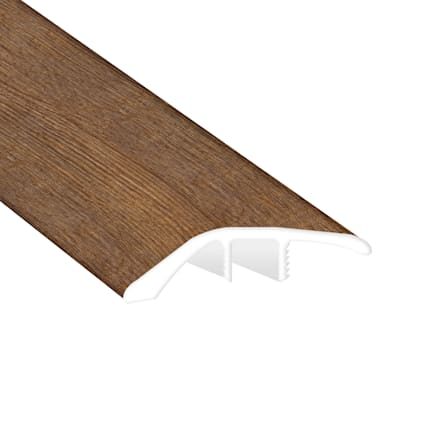 Copper Ridge Chestnut Laminate Waterproof 1.56 in wide x 7.5 ft Length Low Profile Reducer