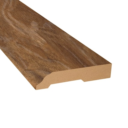 Natural Hackberry Laminate 3.25 in wide x 7.5 ft Length Baseboard
